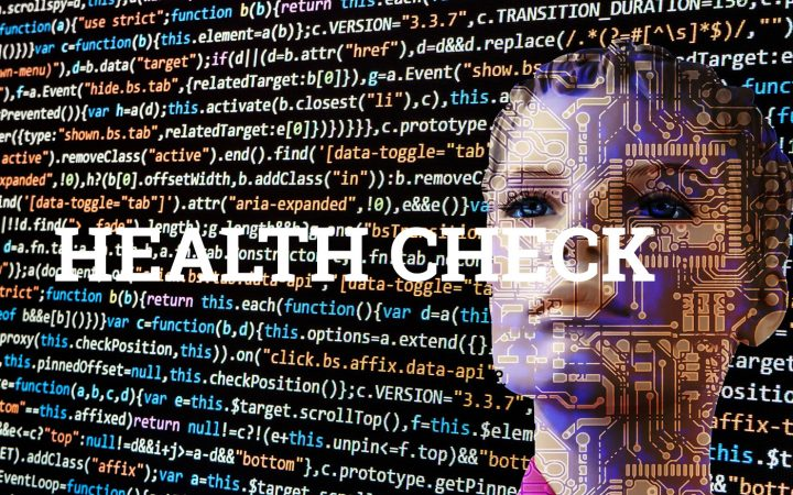 Digital Health Check for Website Optimisation